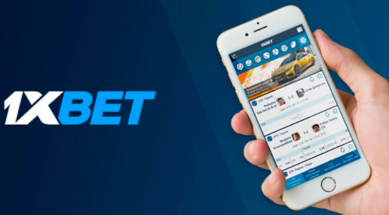 1xbet APP for smartphone and tablets